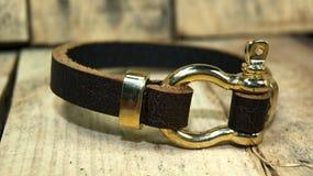 Men bracelet Royalty Free Stock Images