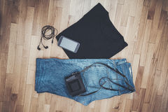 Men casual outfit Royalty Free Stock Images