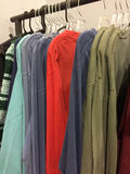 Men Clothes for sale at store Royalty Free Stock Images