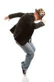 Men dancing Royalty Free Stock Images