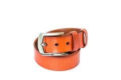 Men fashion leather belt Royalty Free Stock Image