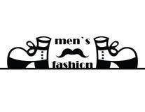 Men fashion sing Stock Images