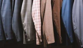 Men fashion store Stock Photography