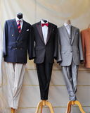 Men formal wear Stock Photography