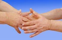 Men handshake. Stock Photography
