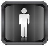 Men icon Stock Photography