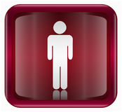 Men icon Royalty Free Stock Images