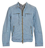 Men jacket Royalty Free Stock Photography