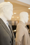 Men mannequin look Royalty Free Stock Photos