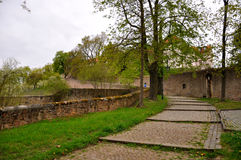Men Monastery on a Frauenberg in Fulda Royalty Free Stock Photography