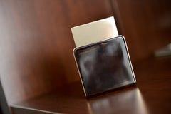 Men perfume Stock Images