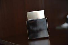 Men perfume Stock Photography
