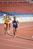 Men's 800 Meters for Disabled Persons Stock Photography