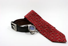 Men's accessories 2 Royalty Free Stock Photography