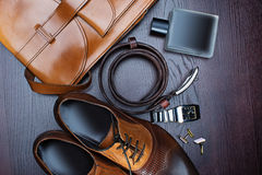 Free Men S Accessories Royalty Free Stock Photos - 58485318