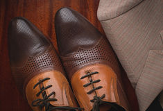Men's accessories Royalty Free Stock Images