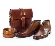 Men's accessories Royalty Free Stock Photo