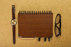 Men's accessory Royalty Free Stock Images