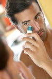 Men's beauty Stock Photo