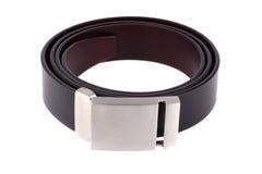 Men's belt Stock Image