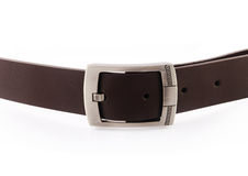 Men's Belt Stock Image