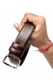 Men's belt Royalty Free Stock Image