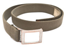 Men's belt Stock Photos