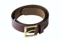 Mens Belt Royalty Free Stock Photos