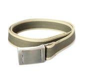 Men's belt Isolated Stock Photo