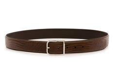 Men's belt isolated Royalty Free Stock Photos