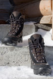 Men`s boots Stock Images