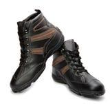 Mens boots Royalty Free Stock Photos