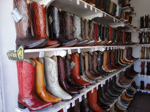 Men's Boots royalty free stock photography