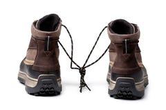Men's boots Stock Photo