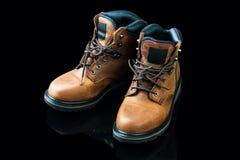 Men's boots Royalty Free Stock Photos