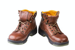 Men's boots Royalty Free Stock Images