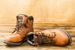 Men's boots Royalty Free Stock Photos