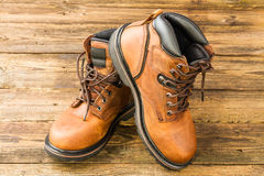 Men's boots Royalty Free Stock Image