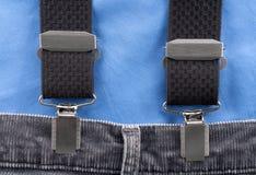 Men's Braces Stock Photo