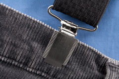 Men's Braces Stock Photography