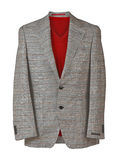 Men's business suit jacket Royalty Free Stock Image