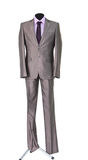 Men's business suit Stock Image