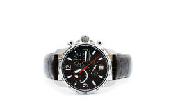 Men's chronograph wristwatch Stock Images
