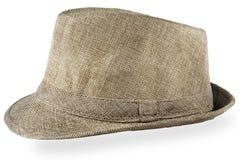 Men's classic hat Stock Photos