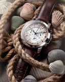 Men's classic watch Royalty Free Stock Images