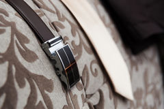 Men's clothes and accessories Royalty Free Stock Photo