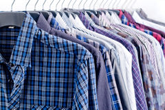 Men's clothing Royalty Free Stock Images