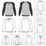 Men`s clothing set Royalty Free Stock Photo