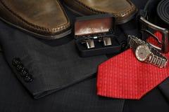 Men's clothing Stock Image