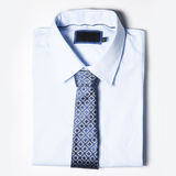 Men's clothing is on white background Royalty Free Stock Photography